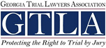 Georgia Trial Lawyers Association Badge