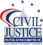 Civil Justice Badge